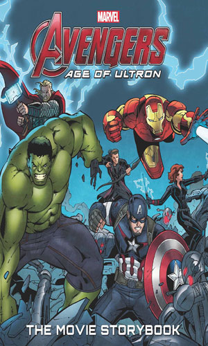 Marvel Avengers: Age of Ultron - The Movie Storybook