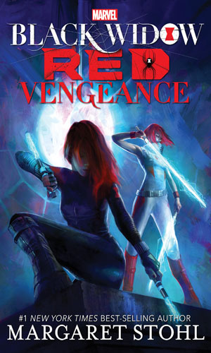 Black Widow - Red Vengeance