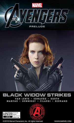 Marvel's Avengers - Black Widow Strikes