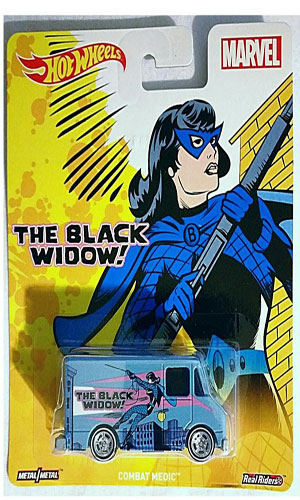 The Black Widow - Combat Medic