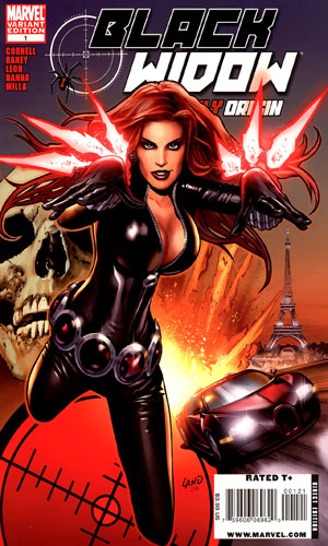 Black Widow - Deadly Origin