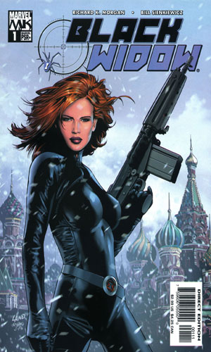 Black Widow - Homecoming