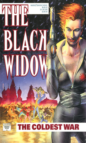 Black Widow - The Coldest War
