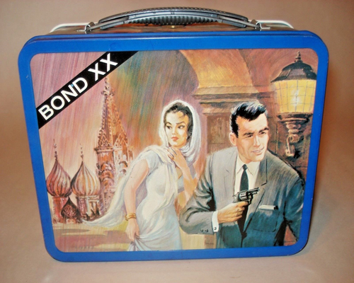 Bond XX Lunch Box