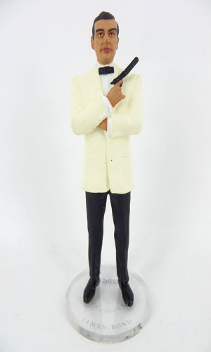 Bond (Connery) Collectible Icon Figure