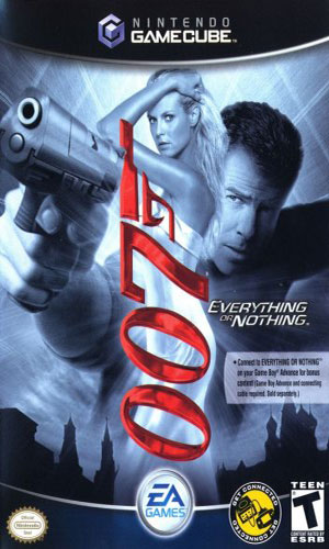 007 Everything or Nothing