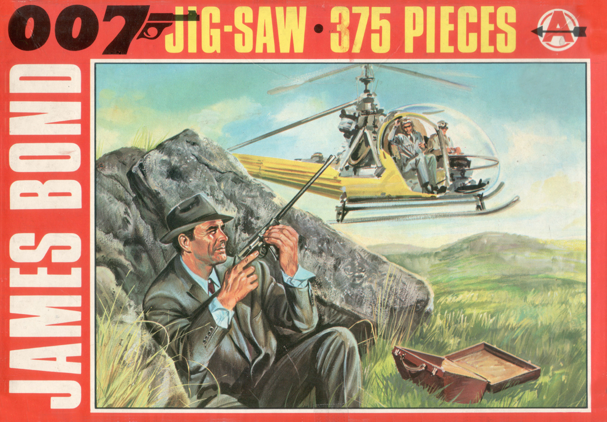 From Russia With Love: Bond vs Helicopter Scene