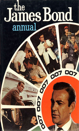 The James Bond 007 Annual 1969