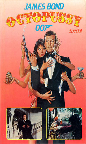 James Bond 007 Octopussy Special (1984)