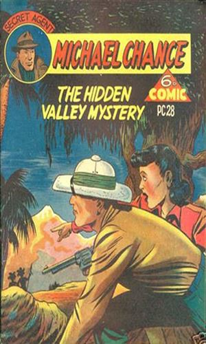 The Hidden Valley Mystery