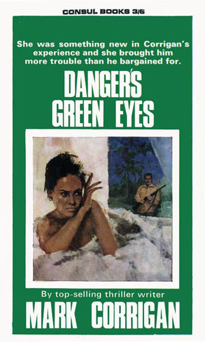Danger's Green Eyes
