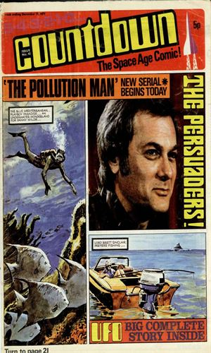 The Pollution Man