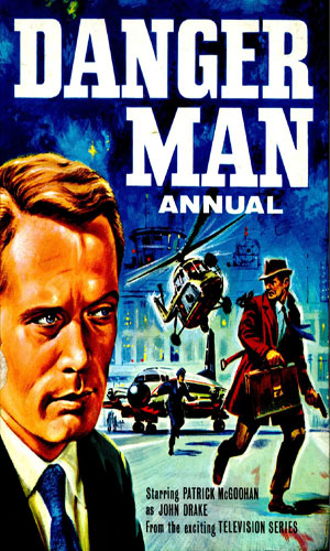 Danger Man Annual 1966
