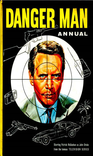 Danger Man Annual 1967