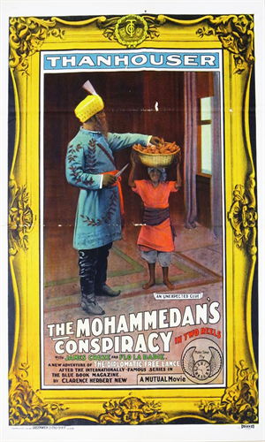 The Mohammedan's Conspiracy