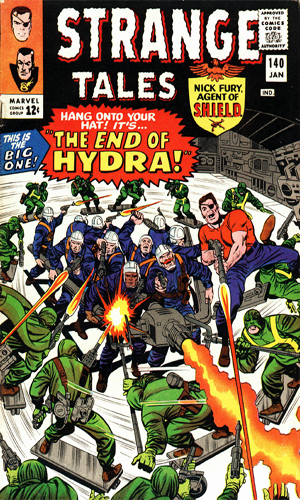 The End of HYDRA