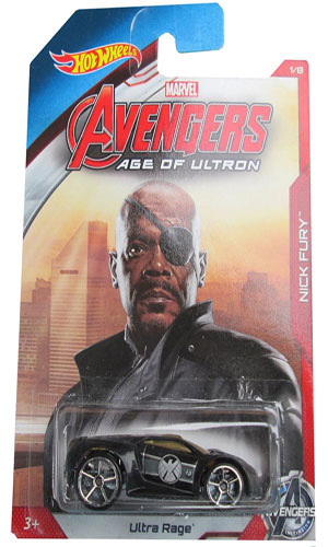Nick Fury - Ultra Rage