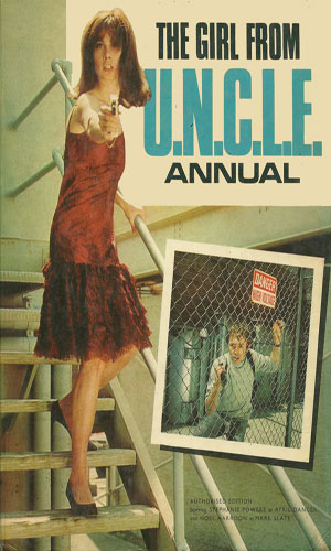 The Girl From U.N.C.L.E. Annual 1967