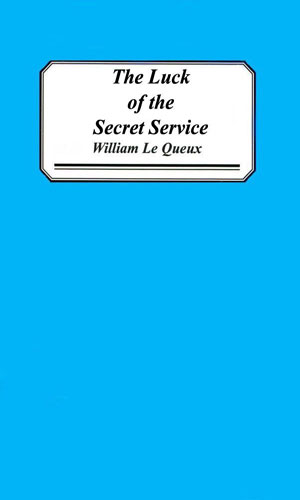 The Luck of the Secret Service