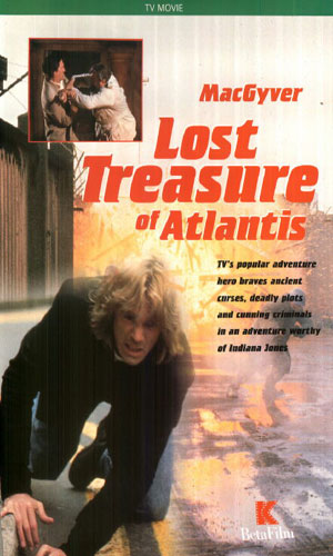 MacGyver - Lost Treasure of Atlantis