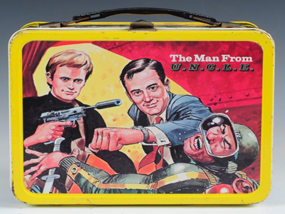 The Man From U.N.C.L.E. Lunchbox