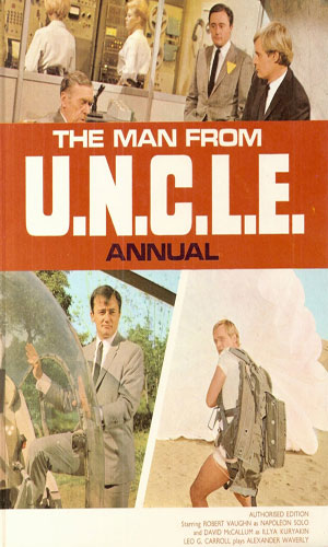 The Man From U.N.C.L.E. Annual 1970