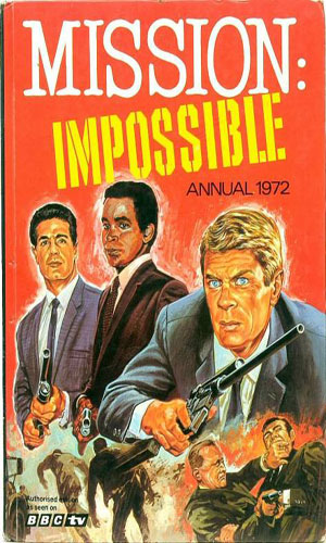 Mission Impossible Annual 1972