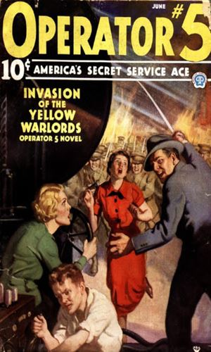 Invasion of the Yellow Warlords