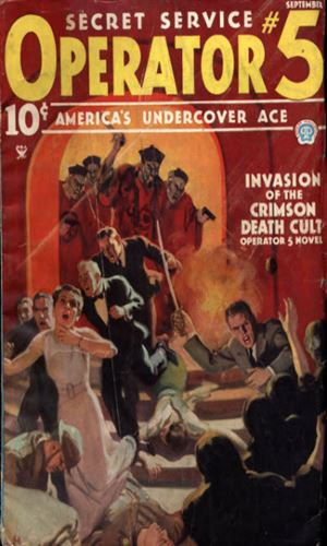 Invasion of the Crimson Death-Cult