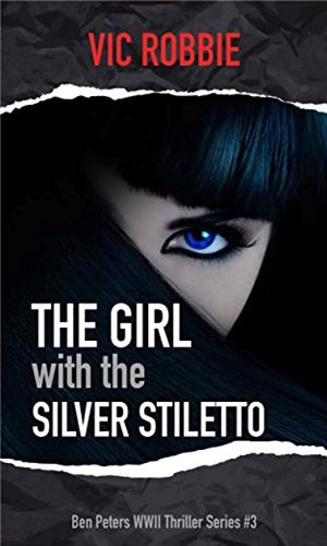 The Girl With The Silver Stiletto