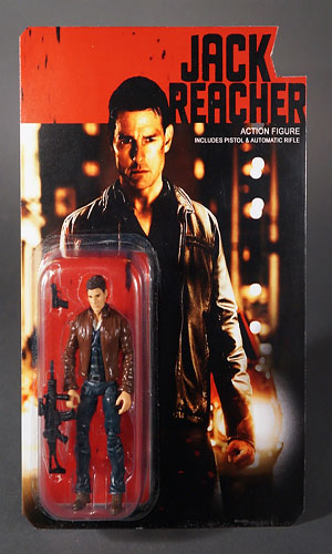Jack Reacher Action Figure