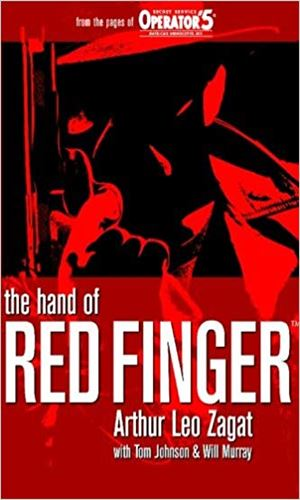 The Hand of Red Finger