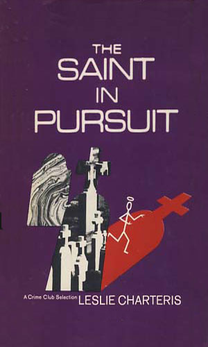 The Saint In Pursuit