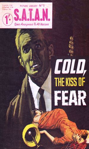 Cold, The Kiss of Fear