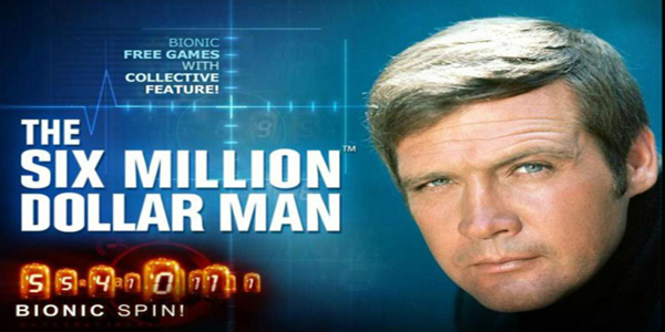 The Six Million Dollar Man: Bionic Spin