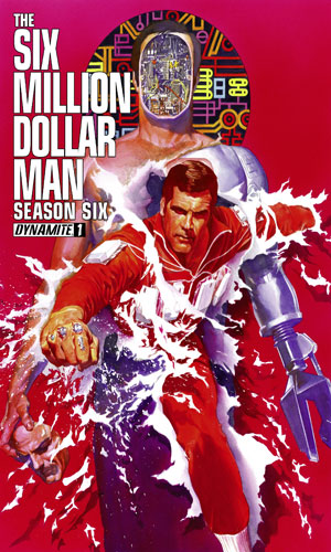 The Six Million Dollar Man - Season Six #1