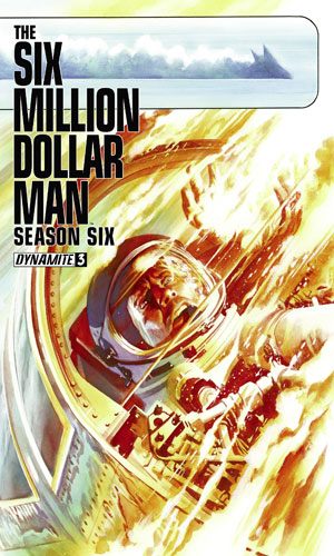 The Six Million Dollar Man - Season Six #3