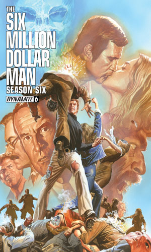 The Six Million Dollar Man - Season Six #6