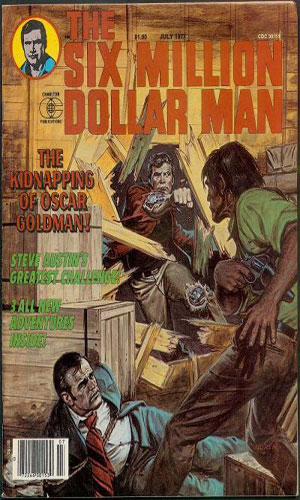The Six Million Dollar Man #6