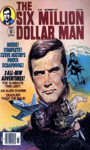 The Six Million Dollar Man #7