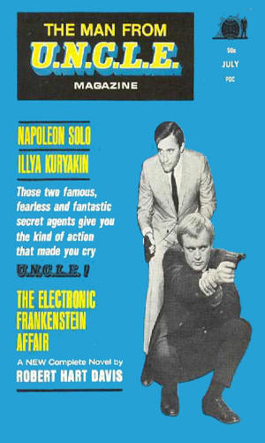 The Electronic Frankenstein Affair