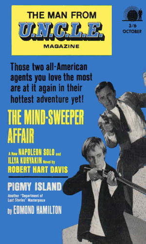 The Mind Sweeper Affair