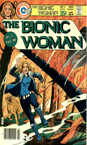 Bionic Woman No. 3