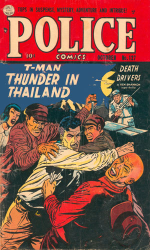 Thunder In Thailand