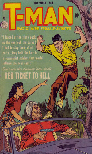 A Red Ticket To Hell