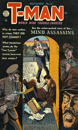 Mind Assassins