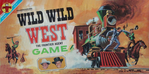 Wild Wild West: The Frontier Agent Game