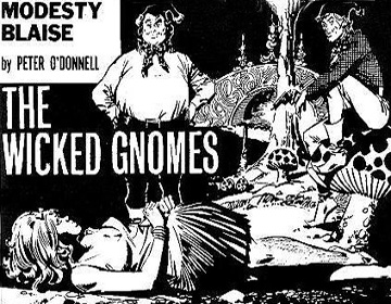The Wicked Gnomes