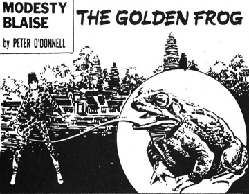 The Golden Frog