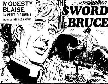The Sword of the Bruce